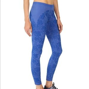 Adidas by Stella McCartney Seamless Floral Tight